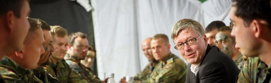 Bartels kämpft für Vollausstattung der Bundeswehr