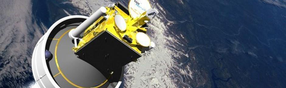Mix aus militärischen und kommerziellen Satellitendiensten
