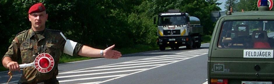 Amtshilfe der Bundeswehr im Innern bei Terroranschlägen