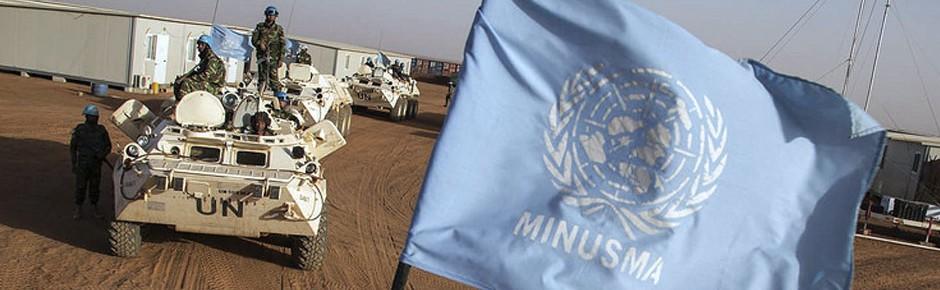 Mali – Friedensmission inmitten von Terror und Kriminalität