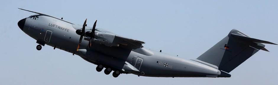 Verspätete A400M-Auslieferung kostet Airbus Millionen