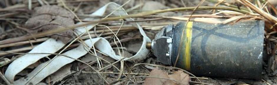 Nach wie vor Einsatz von Streubomben in Syrien und Jemen