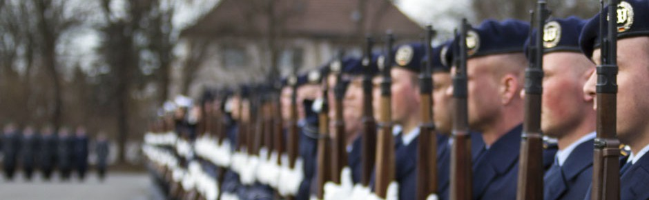 Rund 1200 Minderjährige in den deutschen Streitkräften