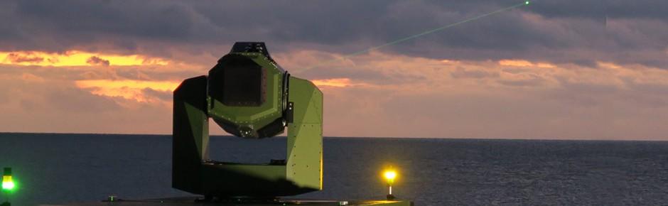 MBDA testet erfolgreich Lasereffektor an der Ostseeküste