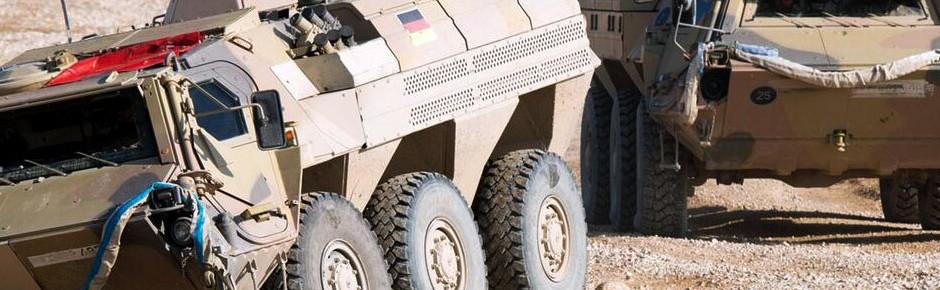 Umrüstung von 90 Fuchs-Panzern erweitert Einsatzspektrum