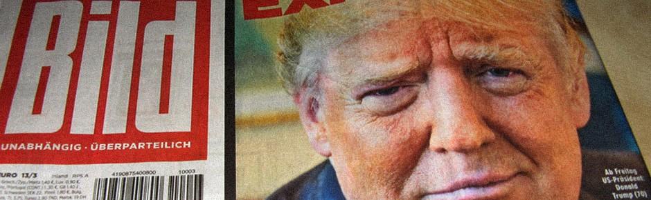 """Trump über das alte Europa und eine """"obsolete"""" NATO"""