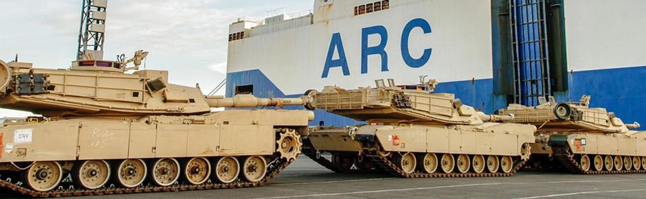 "Operation ""Atlantic Resolve"": Stärkung der NATO-Ostflanke"
