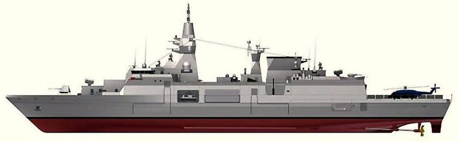 Zwei weitere MKS 180 für die deutsche Marine