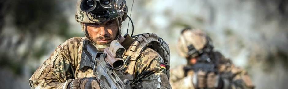 Modulare Kampfausstattung für rund 2460 Soldaten
