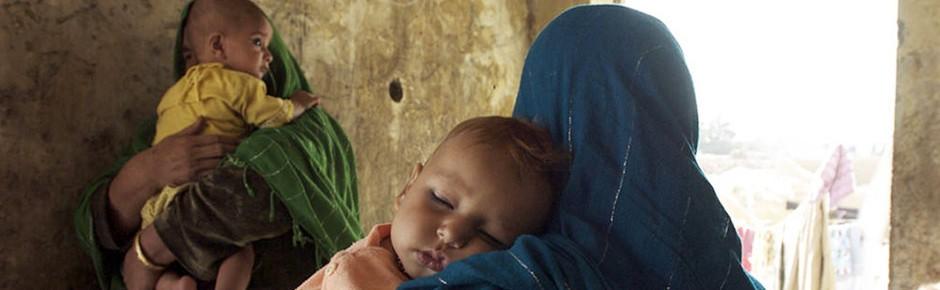 Weitere 210.000 Menschen in Afghanistan auf der Flucht