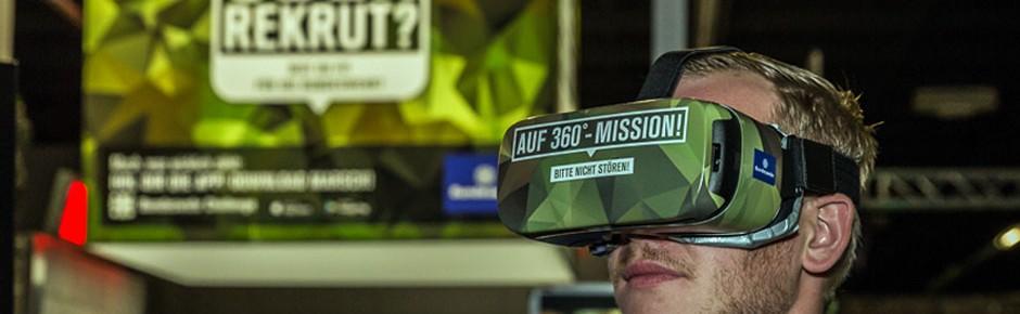 Nachwuchswerbung der Bundeswehr auf YouTube und mit App