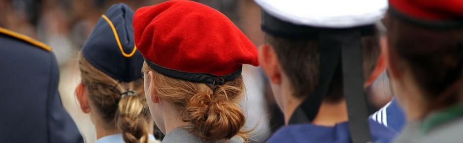 Nachwuchswerbung der Bundeswehr zeigt Wirkung