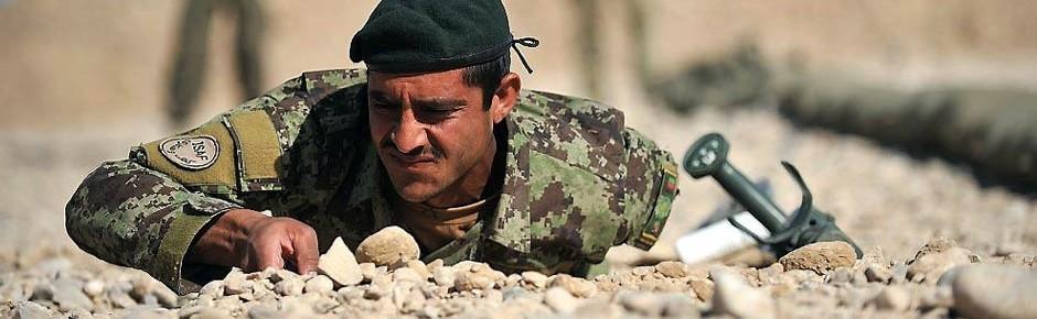 """Bisher 714 Milliarden US-Dollar für das Projekt """"Afghanistan"""""""