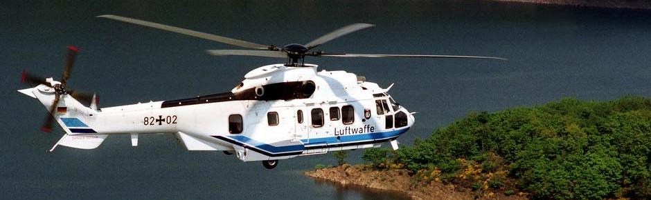 """VIP-Hubschrauber Cougar """"bis auf Weiteres"""" außer Dienst?"""
