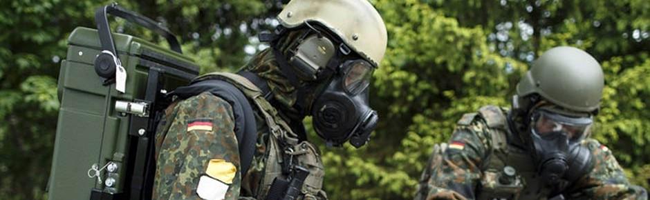 Planen IS-Anhänger Terroranschläge mit Giftgas-Bomben?