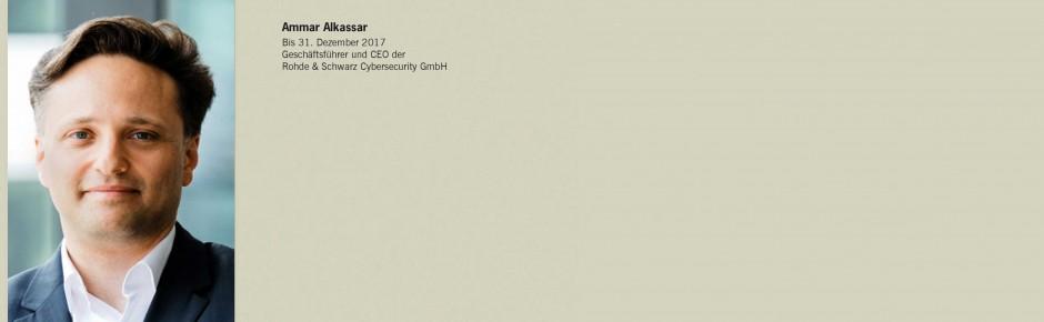 Rohde & Schwarz Cybersecurity: Abschied von CEO Alkassar