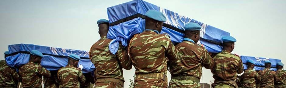 Vereinte Nationen: Sicherheitsbericht mit positiven Aspekten