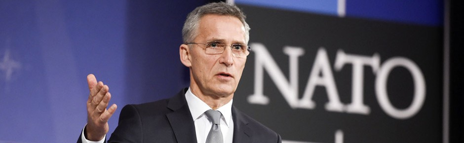 Längere Amtszeit für NATO-Generalsekretär Stoltenberg