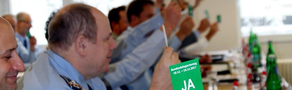 Bundesdelegiertentag des VSB wählte neue Verbandsführung