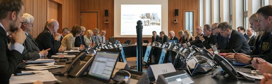 Bundeswehr bei Krisenmanagementübung LÜKEX 18