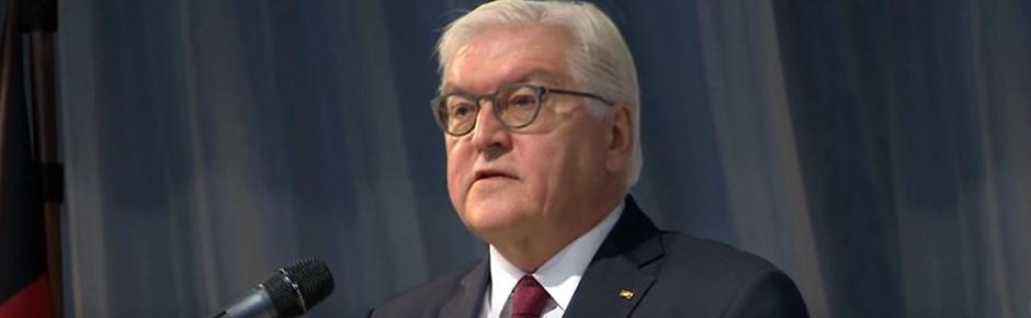 Bundespräsident Steinmeier bei der 58. HiTaTa der Marine