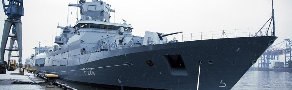 Uboot-Misere und Fregatten-Werfterprobung