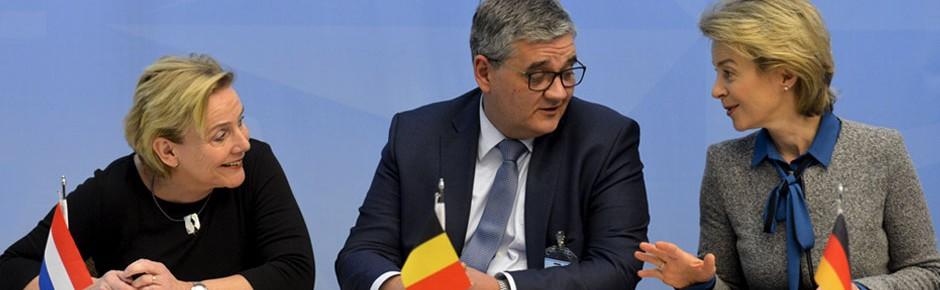 Belgien beteiligt sich an europäischer Flotte A330 MRTT