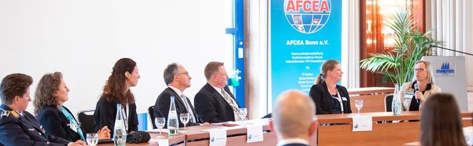 32. AFCEA-Fachausstellung mit Rekordbeteiligung