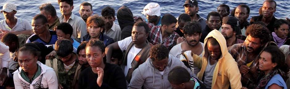 Migranten und Flüchtlinge: Vergisst EU die Menschenrechte?