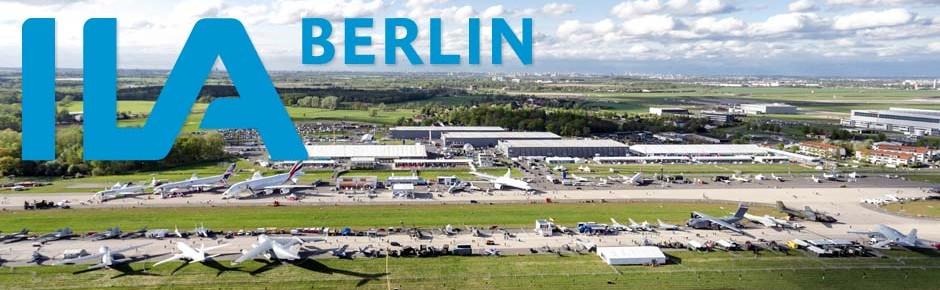 ILA Berlin 2018 mit rund 1100 Ausstellern aus 41 Ländern