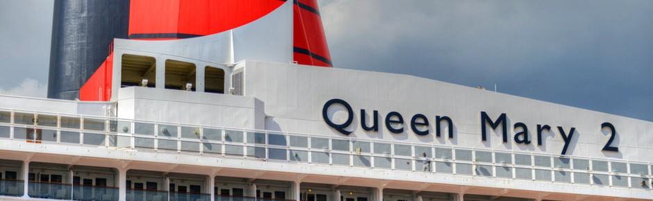 """Eine Umzugsreise mit der """"Queen Mary 2"""""""