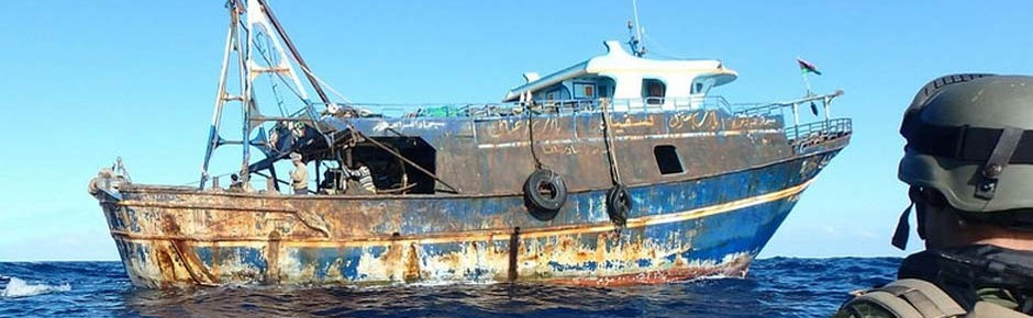 Libyen – Hölle an Land und auf hoher See