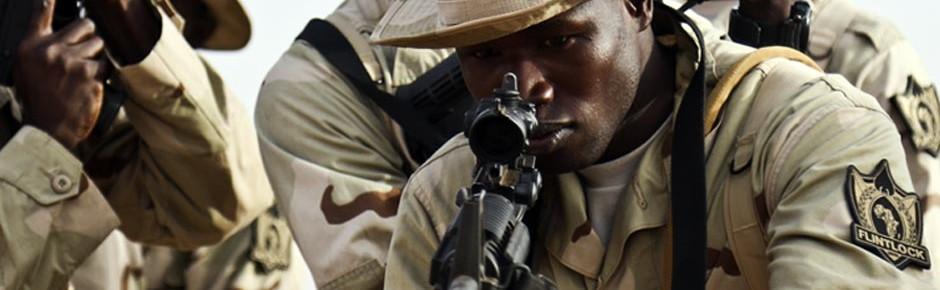 "Bundeswehr bei Anti-Terror-Übung ""Flintlock 2018"" in Afrika"