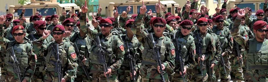 Afghanistan: Trumps Strategie bis jetzt noch wirkungslos