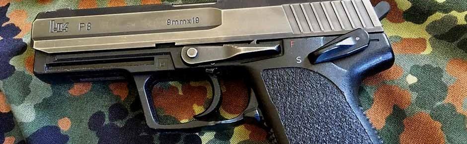 Bundeswehr vermisst seit 2007 mehr als 160 Schusswaffen