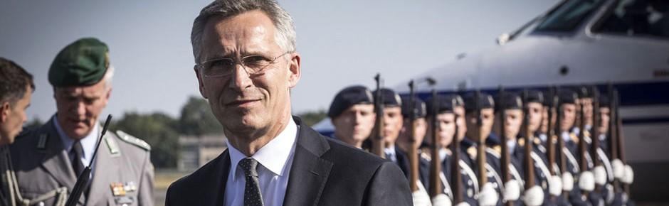 """NATO-Chef Stoltenberg: """"Mehr für Verteidigung ausgeben"""""""
