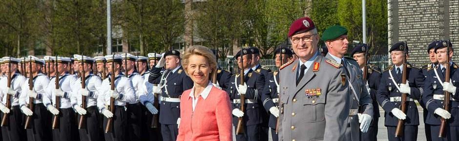 Generalinspekteur gegen Wiedereinführung der Wehrpflicht
