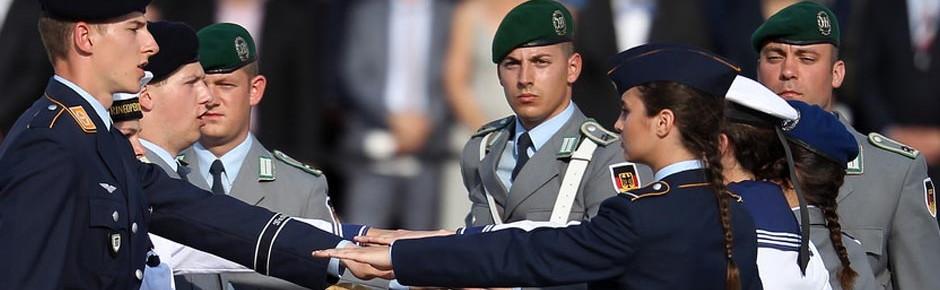 """Mehr denn je eine """"Armee der Einheit"""""""