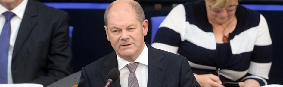 Haushalt 2019: 42,9 Milliarden Euro für den Einzelplan 14