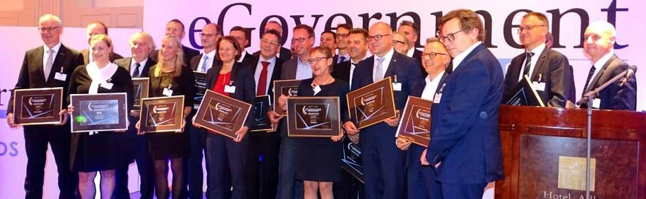 Unternehmen BWI GmbH mit Platin-Award ausgezeichnet