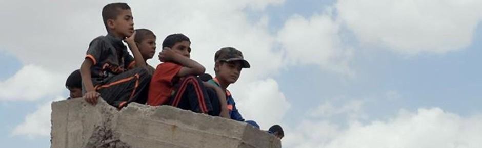 Die verlorenen Kinderseelen von Mossul