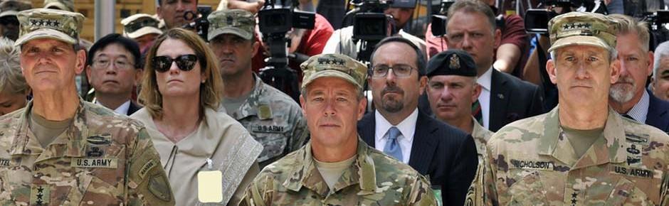 Austin S. Miller – neuer NATO-Oberbefehlshaber in Afghanistan