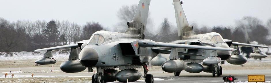 Tornado-Ausbildung in Jagel bereitet der Luftwaffe Sorgen