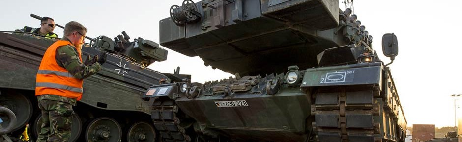 """""""Trident Juncture 18"""" – ein deutliches Signal der NATO"""