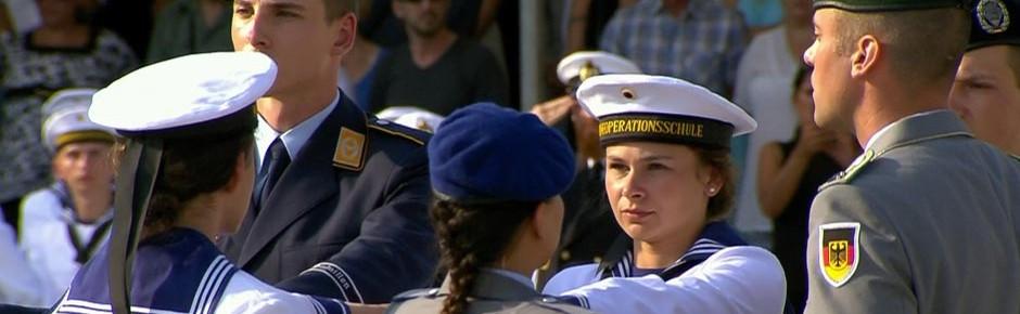 """Kein Beruf wie jeder andere: 3sat-Dokumentation """"Soldaten"""""""