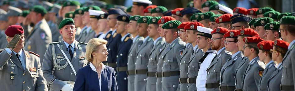 Rund zehn Millionen Deutsche sind jetzt Veteranen