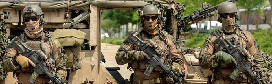 Kommando Spezialkräfte: Ermittlungen gegen Elitesoldaten
