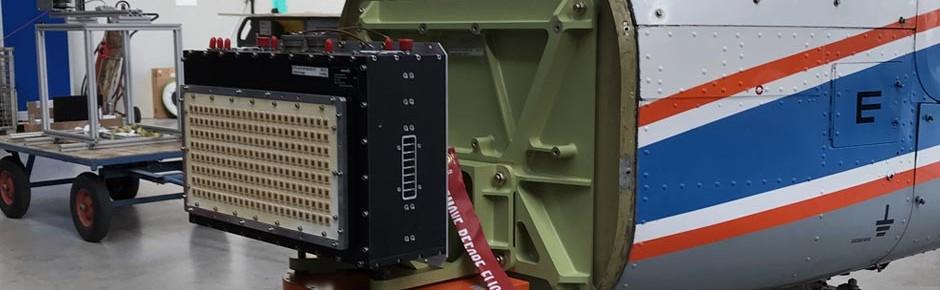 Erfolgreiche Flugtests mit Kollisionswarnradar für Drohnen