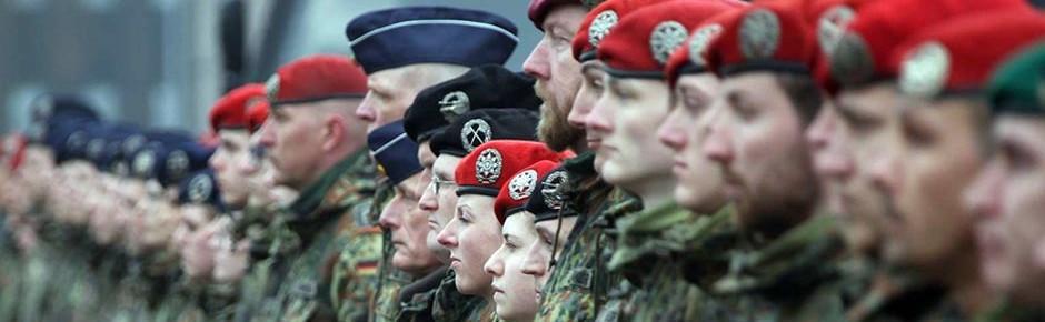 Diskussionsrunde bei phoenix zum Zustand der Bundeswehr