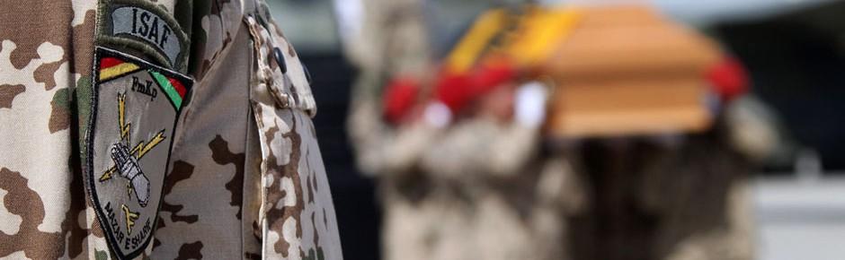 Auslandseinsätze: Bisher 111 tote Bundeswehrsoldaten
